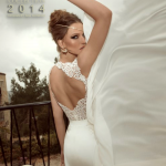 Zoog Studio Bridal Fantastic Engagement Gowns 2014-15 For Females (4)