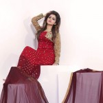 Zunaira's Lounge Party Dresses Collection 2014-15 3