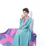 Zunaira's Lounge Party Dresses Collection 2014-15 4