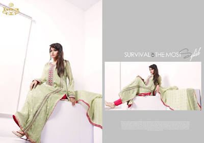 Zunaira's Lounge collection 2014-15 1