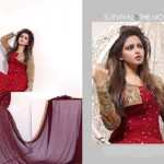 Zunaira's Lounge collection 2014-15 2