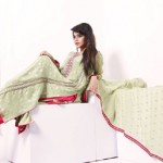 Zunaira's Lounge white Dresses Collection 2014-15 2