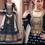 Brides Galleria Anarkali Dresses 2014 1