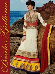 Brides Galleria Anarkali Dresses 2014 7