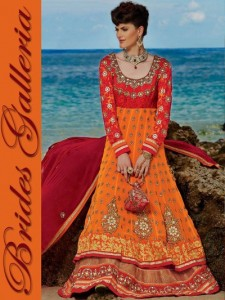 Brides Galleria Anarkali Dresses 2014 8