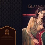 Diya mirza Dresses Collection 2014-15 11