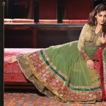 Diya mirza Dresses Collection 2014-15