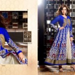 Diya mirza Dresses Collection 2014-15 3