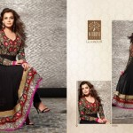 Diya mirza Dresses Collection 2014-15 5