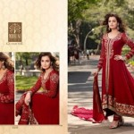 Diya mirza Dresses Collection 2014-15 9