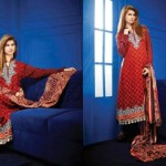EXCLUSIVE LINEN SHAWL DUPATTA VOLUME 3 4
