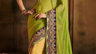 Ethnic Designer Wear Saree