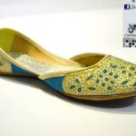 Fashionable Classic Style Khussa For Kids 2015 (1)