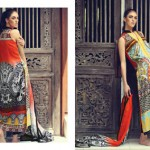 Firdous Fashion Winter Dresses Collection 2014-15 11