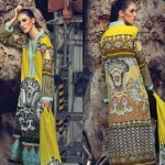 Firdous Fashion Winter Dresses Collection 2014-15 12