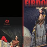 Firdous Fashion Winter Dresses Collection 2014-15