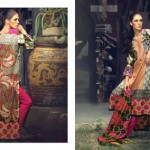 Firdous Fashion Winter Dresses Collection 2014-15 3