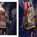 Firdous Fashion Winter Dresses Collection 2014-15 4