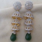 Gold Plated party Earrings collection 10