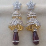 Gold Plated party Earrings collection 3