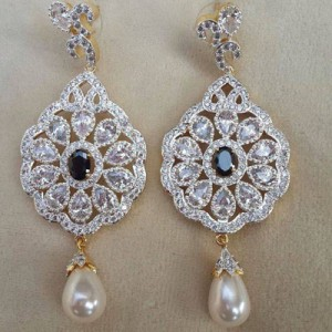 Gold Plated party Earrings collection 4