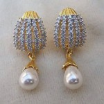 Gold Plated party Earrings collection 5