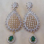Gold Plated party Earrings collection 9