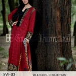 Gul Ahmed Fashion fall winter collection 2014-15 6