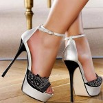 High Heels Sandals Collection 2015 2