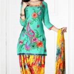 Indian Design Radiance Patiala Cold Weather Collection 2014-15 (3)
