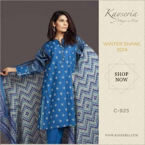Kayseria Winter Dresses 2014-15 5