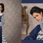 Lala Celebre Embroidered Woolen Shawl Collection 2