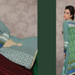 Lala Celebre Embroidered Woolen Shawl Collection 3