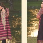 Magnifique Embroidered Kurti Collection Vol1 2