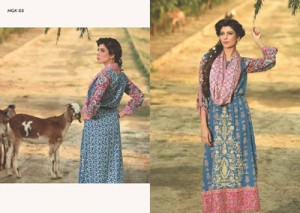 Magnifique Embroidered Kurti Collection Vol1 3