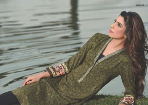 Magnifique Embroidered Kurti Collection Vol1 8