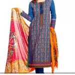 Mausummery Pakistan winter dresses Vol 2 6