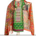 Mausummery Pakistan winter dresses Vol 2 8