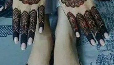 Mehndi Designs Collectio 2014-15 10