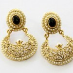 Modern Elegant Mega Chandelier Ear Rings  Jewellery (5)