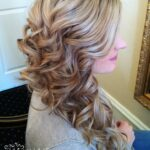 New Year Occasion Long Hair Style For Ladies (3)
