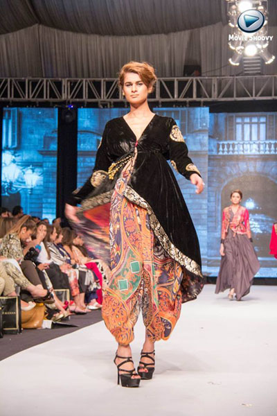 Nida Azwer Stylish Outfits Selection 2014-15 (3)