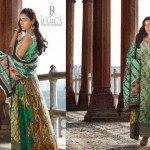 Rabea Pashmina Designer Embroidered Collection 13