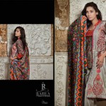 Rabea Pashmina Designer Embroidered Collection 7