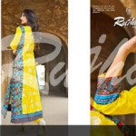 Range Cotton Collection By Rujhan Fabric 5
