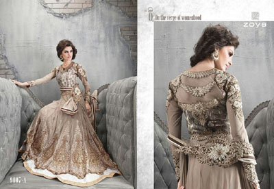 Sharara Fashion Collection 2014-15 1