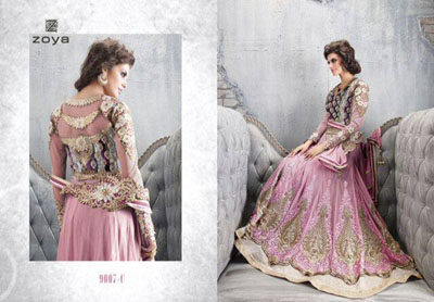 Sharara Fashion Collection 2014-15