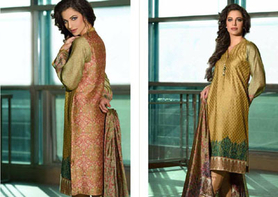 Sobia Nazir Winter Collection 2014-15 6