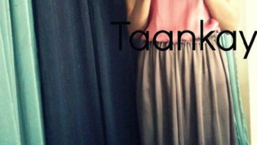 Taankay winter dresses Collection 2014-15 1