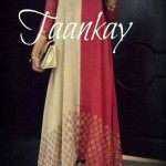 Taankay winter dresses Collection 2014-15 12